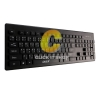 keyboard OKER (KB-188) Black