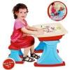 โต๊ะการบ้าน Learning Desk & Easel - Beige