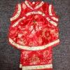 ชุดจีนเด็ก 2 ชิ้น เสื้อ กางเกง
