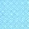 แนวภาพลายแต่ง ลายพื้นฟ้าจุดขาว ภาพโทนสีฟ้า เป็นภาพกระจายเต็มแผ่น กระดาษแนพกิ้นสำหรับทำงาน เดคูพาจ Decoupage Paper Napkins ขนาด 33X33cm