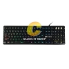 Keyboard NUBWO (NK-45) Black 'MAJESTIC'