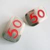 โลโก้ฝากระเป๋า C50 C100 C102 เทียม งานใหม่