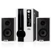 GXL (GL-850) + FM,USB Silver/Black