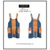 ชุดเอี๊ยม HD004-009 Size L /Jumper Dress HD004-009