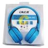 หูฟัง OKER รุ่น SM-952 (สีฟ้า)