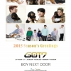 [Pre] GOT7 : 2015 Season's Greetings - BOY NEXT DOOR