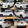 New Fortuner By FreeformFL 4 ชิ้น