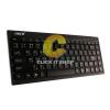 Keyboard USB OKER (mini F6) Black