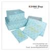 GB226 กระเป๋าจัดระเบียบ จัดเก็บเสื้อผ้าของใช้ต่างๆให้เป็นระเบียบ 1 เซต มี 6 ชิ้น งานสวยคุณภาพ