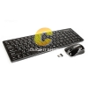 Keyboard+Mouse Wireless OKER (T21A) Black