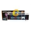 Keyboard NEOLUTION E-SPORT Metallica RGB (Black-Silver)