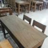 โต๊ะนักเรียนพร้อมเก้าอี้2ตัว