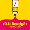 [Pre] Lovelyz : 2nd Album - R U Ready? +Poster