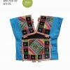 เสื้อผ้าฝ้ายชินมัย ผ้าไทดำ/ผ้าเปียว HSS 003PPP / Handmade Cotton Shirt HSS 003PPP