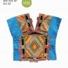 เสื้อผ้าฝ้ายชินมัย ผ้าไทดำ/ผ้าเปียว HSS 003NNN / Handmade Cotton Shirt HSS 003NNN