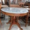 โต๊ะไม้หินอ่อน