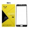 Diamond ฟิล์มกระจกซัมซุง Samsung Note 5 เต็มจอ สีดำ ซัมซุงโน๊ต5