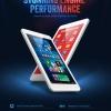 "Cube iWork8 Air Pro Windows10 + Android 5.1 Tablet PC IPS จอขนาด 8"" 1920*1200 Intel Atom X5-Z8350, HDMI, 2GB, 32GB ขนาดบางเบา"
