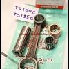 ก้านสูบ Suzuki TS100 TS125 C/N '78/'79 ใหม่- งานญี่ปุ่น
