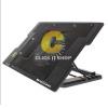 Cooler Pad NUBWO NF39 Clyde (1 Fan) Black