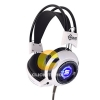 HEADSET SIGNO HP-806 WHITE/BLUE