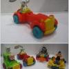 1993 McDonald's แมคโดนัลด์ ของเล่น ของสะสม Happy Meal Looney Tunes Quack-up Cars : Bugs Bunny บนรถสีส้ม ตัวพิเศษ ออกเมื่อ เมษายน 1993 อยู่นอกแพ็คค่ะ