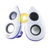 Oker speaker mutimedia m5 550w (สีขาว)