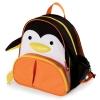 กระเป๋าเป้เด็กป้าย ORANGE idea – ลายนกเพนกวิน