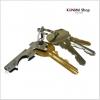 GL066 พวงกุญแจ อเนกประสงค์ ใช้แขวนกุณแจ เปิดขวด มีแหนบคีบสิ่งของ และใบมีดตัดสิ่งของ เช่น เชือก ขนาดกระทัดรัด พกพาสะดวก