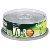 DVD+R 'SONY' (10/Pack)