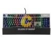 Keyboard OKER Mechanical (K-95) Black/Silver