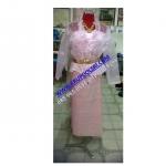 ชุดพม่า หญิง 19