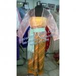 ชุดอินโดนีเซีย หญิง (ขนาดพิเศษ)