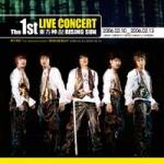[Pre] TVXQ : 1st Live Concert Album - Rising Sun