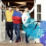 [Pre] Infinite F : 1st Single - Azure (靑) +Poster