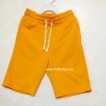 กางเกงเด็กผ้านิ่มสีส้ม H&M ไซส์ 98,104,110,116,122