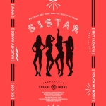 [Pre] Sistar : 2nd Mini Album - TOUCH & MOVE