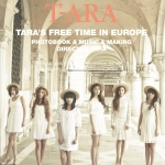 [Pre] T-ara : Special Album 2 - TARA'S Free Time In Europe (3DVD+200P Photobook)