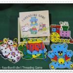 ร้อยเชือกตัวสัตว์ [Threading Game]