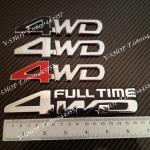Logo 4WD