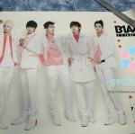 [Poster พร้อมส่ง 1 ใบ] B1A4 : 1st Album - IGNITION