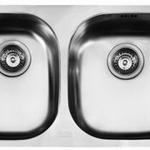 อ่างล้างจาน FRANKE รุ่น ZRX120D/B
