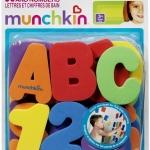 ตัวอักษรลอยน้ำคละสี A-Z และ0-9เป็นของเล่นลอยน้ำ สามารถนำไปแปะฝาผนังได้ ตัวสินค้า ไม่เป็นอันตรายกับเด็กเล็ก