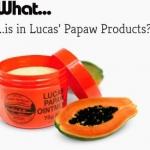 [พร้อมส่ง] Lucas' Papaw Ointment 75g (กระปุก)