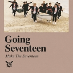 [Pre] Seventeen : 3rd Mini Album - Going Seventeen (Ver.3 Make The Seventeen) +Poster