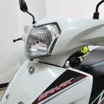 ขาย Yamaha Spark 115 I ปี 2016 สตาร์ทมือ ไมล์แท้ 6959 กม รองรับ E 85