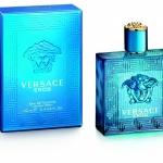 น้ำหอม Versace Eros 100ml l Tester กล่องขาว ฝาครบ