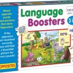 Creative's ของเล่นเสริมทักษะ ชุด creative Language Opposite