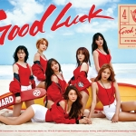 [Pre] AOA : 4th Mini Album - Good Luck (WEEK Ver.) +Poster
