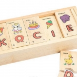 จิ๊กซอว์ ABC (Fun Alphabet Puzzle wooden toy)